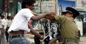 Srilankan-police